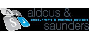 Aldous & Saunders Logo