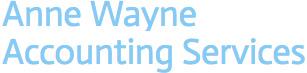 Anne Wayne Accounting Logo